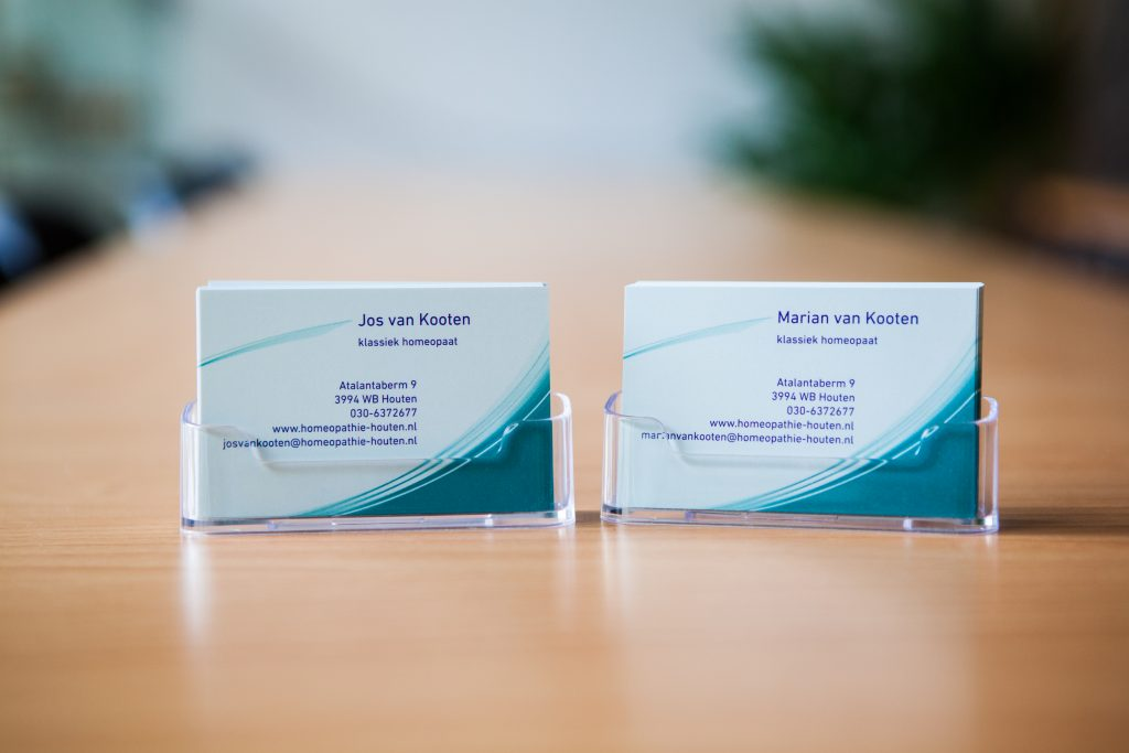 Contactgegevens Homeopathie Houten